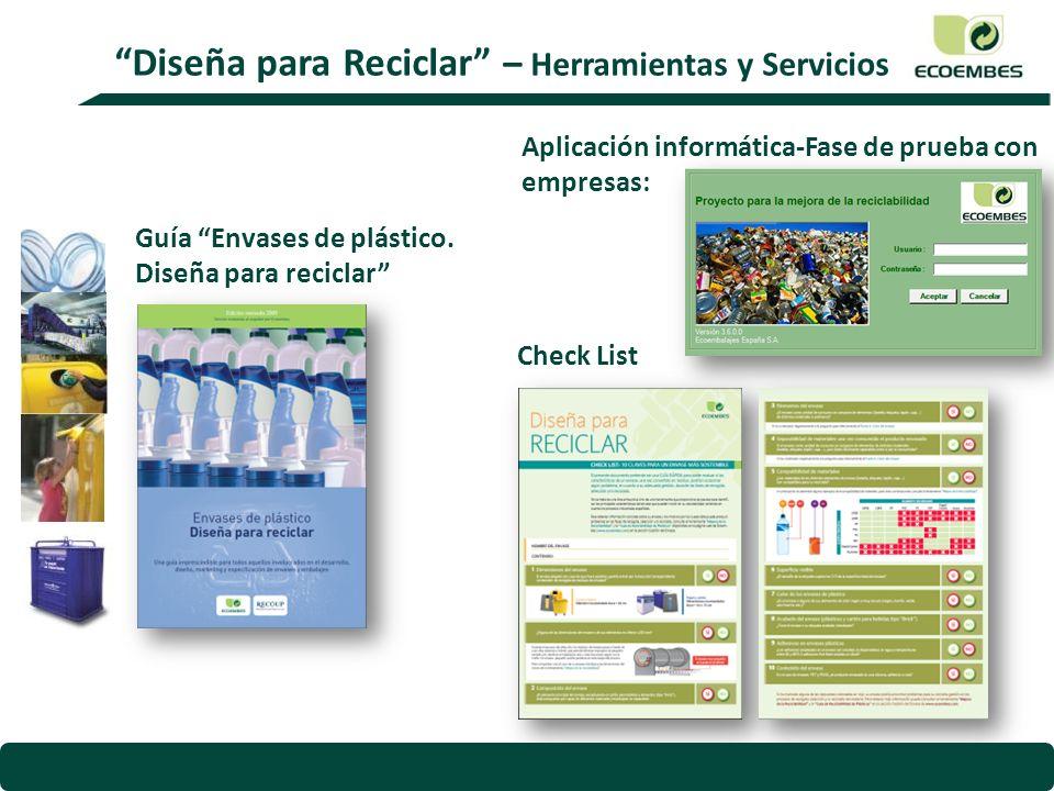 Check List Guía Envases de plástico.