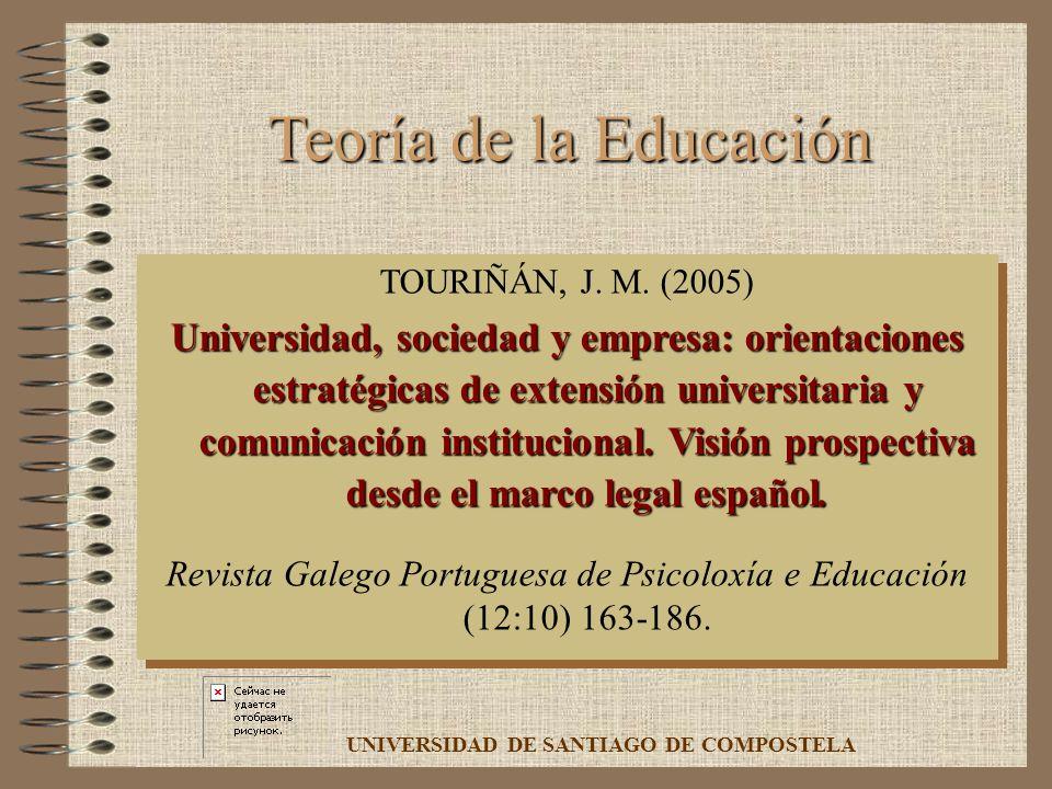 TOURIÑÁN, J.M.