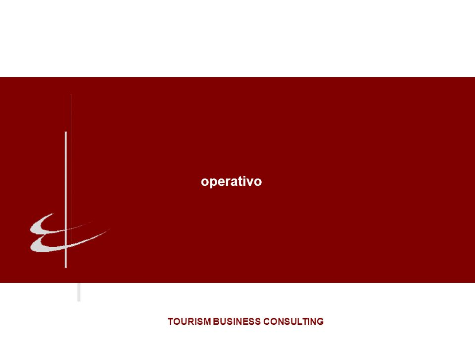operativo TOURISM BUSINESS CONSULTING