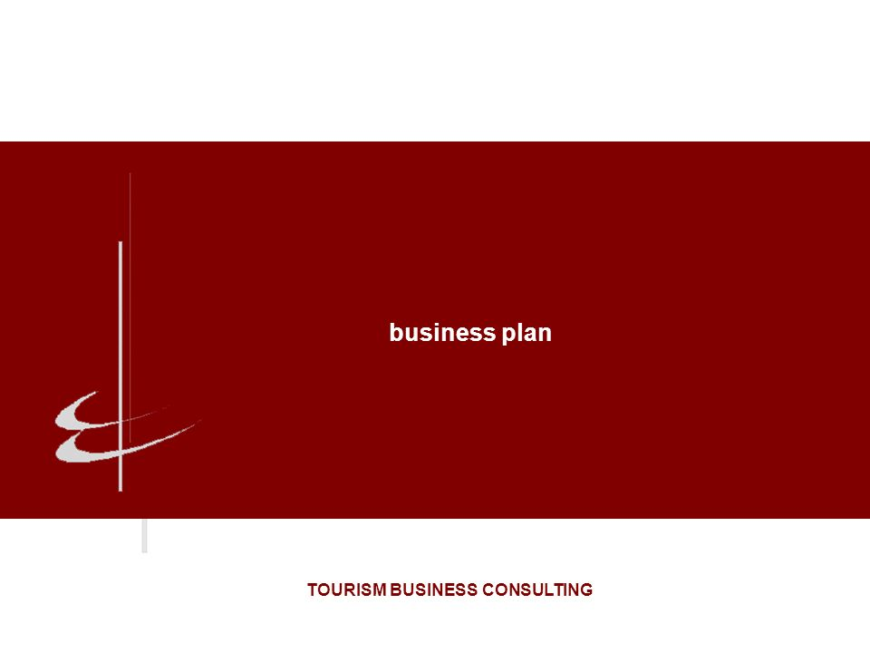 business plan TOURISM BUSINESS CONSULTING