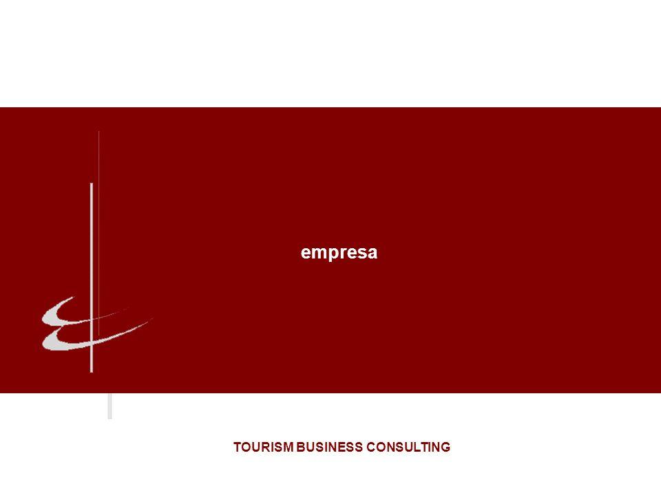 Empresa Que es Tourism Business Consulting Un servicio profesional relacionado al desarrollo de actividades en el turismo, al desarrollo de planes de estrategias de ventas para incrementar el flujo del mercado en el sector del incoming.