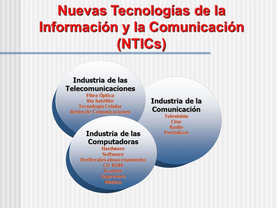 Las NTICs en la educación contribuyen a mejorar...