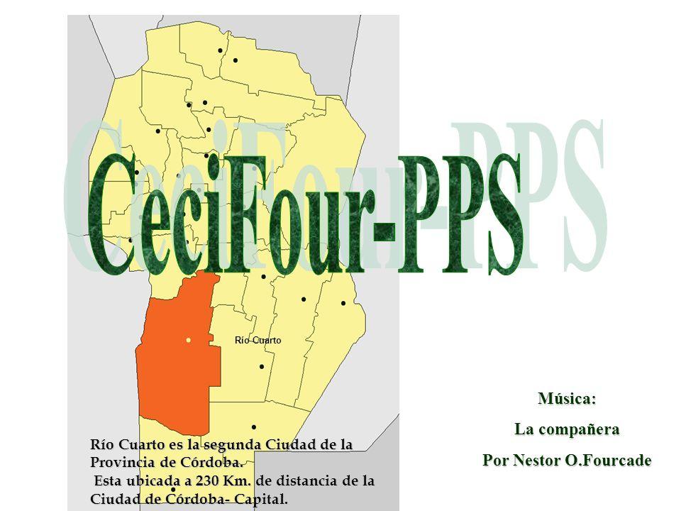 Prov. de Córdoba - Rep. Argentina