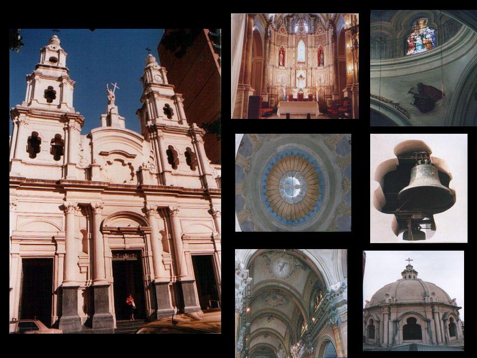 Iglesia Catedral Convento de San Francisco En el centro de la ciudad, frente a la plaza Julio Argentino Roca, se erige el magnífico edificio de la Cat