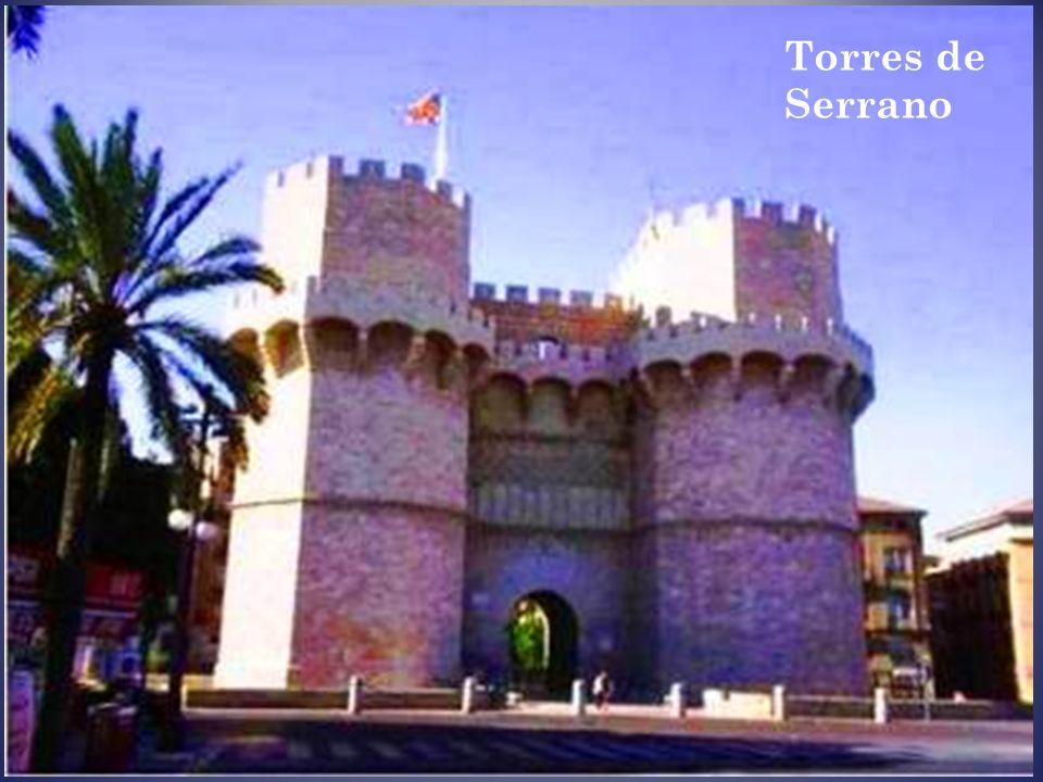 Valencia apenas conserva la muralla que rodeó hasta finales del siglo XIX su casco viejo. De ella quedan en pie las Torres de Quart y las Torres de Se