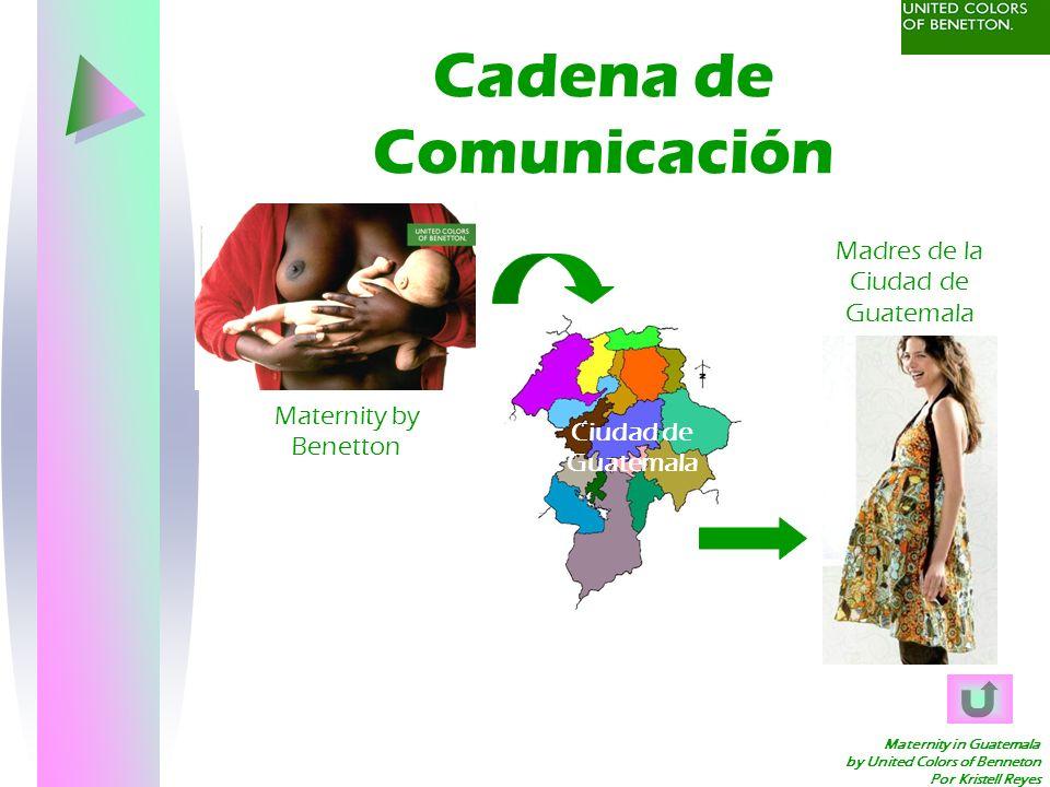 Maternity in Guatemala by United Colors of Benneton Por Kristell Reyes Cadena de Comunicación Ciudad de Guatemala Maternity by Benetton Madres de la C