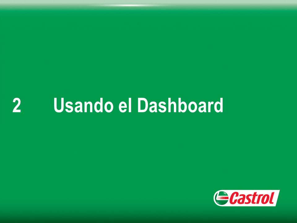 2Usando el Dashboard