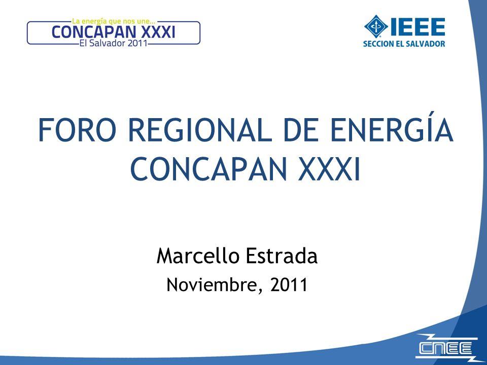CONTENIDO Perfil del sector eléctrico guatemalteco Mercado Mayorista de Electricidad Visión de largo plazo 2008 - 2022