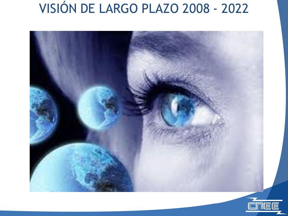 VISIÓN DE LARGO PLAZO 2008 - 2022