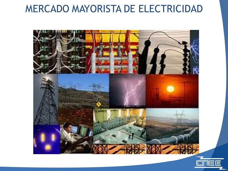 MERCADO MAYORISTA DE ELECTRICIDAD