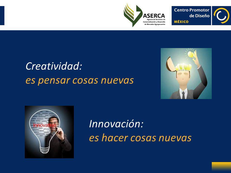 Establece barreras de entrada a la competencia Son elementos de influencia en el momento de decisión de una compra El diseño es una buena inversión Para las empresas mexicanas, resulta mas caro no invertir en diseño Beneficios para invertir en diseño e innovación Beneficios para invertir en diseño e innovación