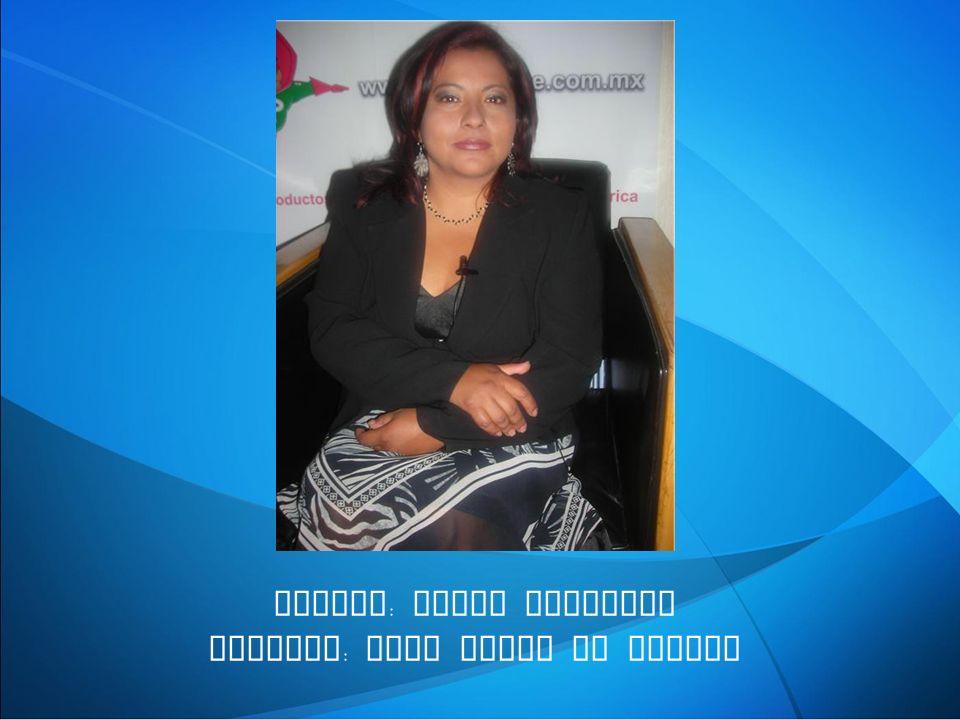NOMBRE : SONIA GONZALEZ EMPRESA : REAL COSTA DE MARINA