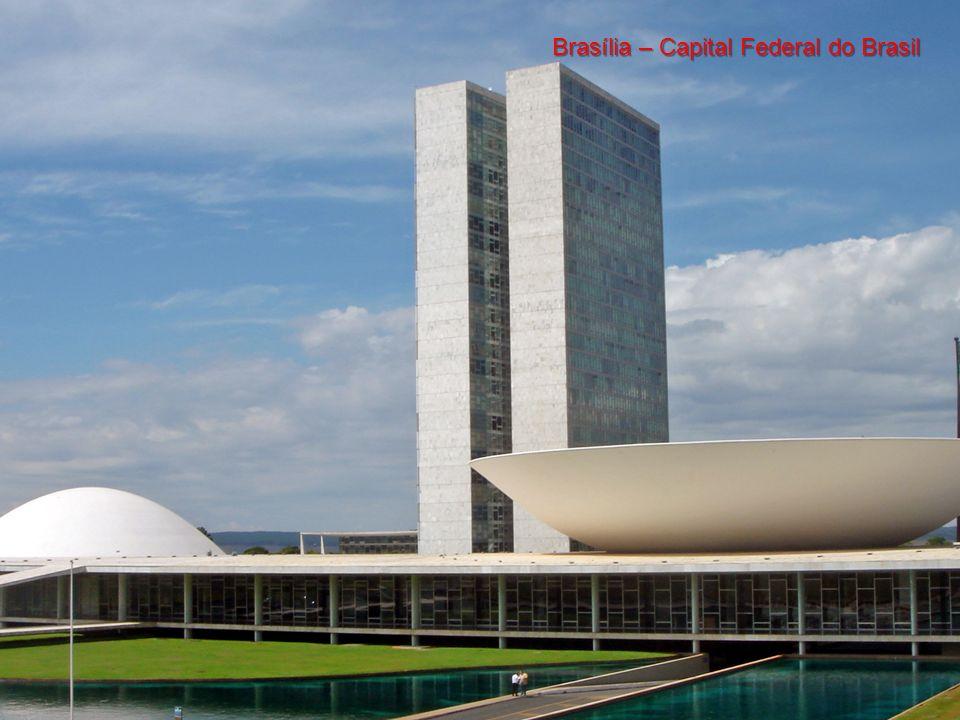 Brasília – Capital Federal do Brasil