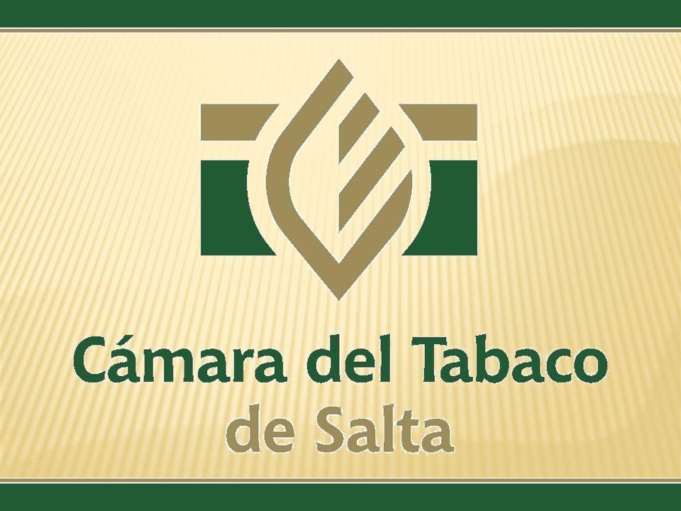 Una característica del sector tabacalero en la provincia de Salta es el alto grado de organización institucional de sus productores y la muy buena cap