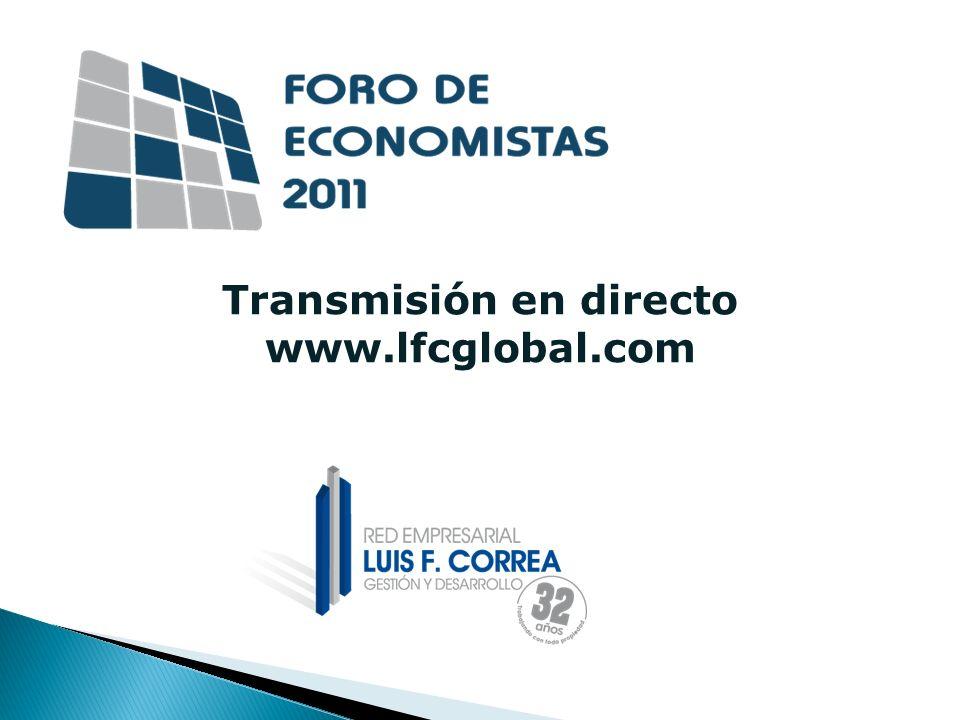 Transmisión en directo www.lfcglobal.com