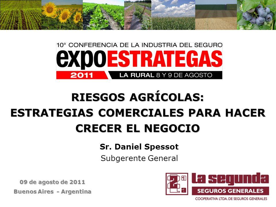 AGENDA Riesgos Agrícolas 1.ANTECEDENTES HISTÓRICOS 1.1.