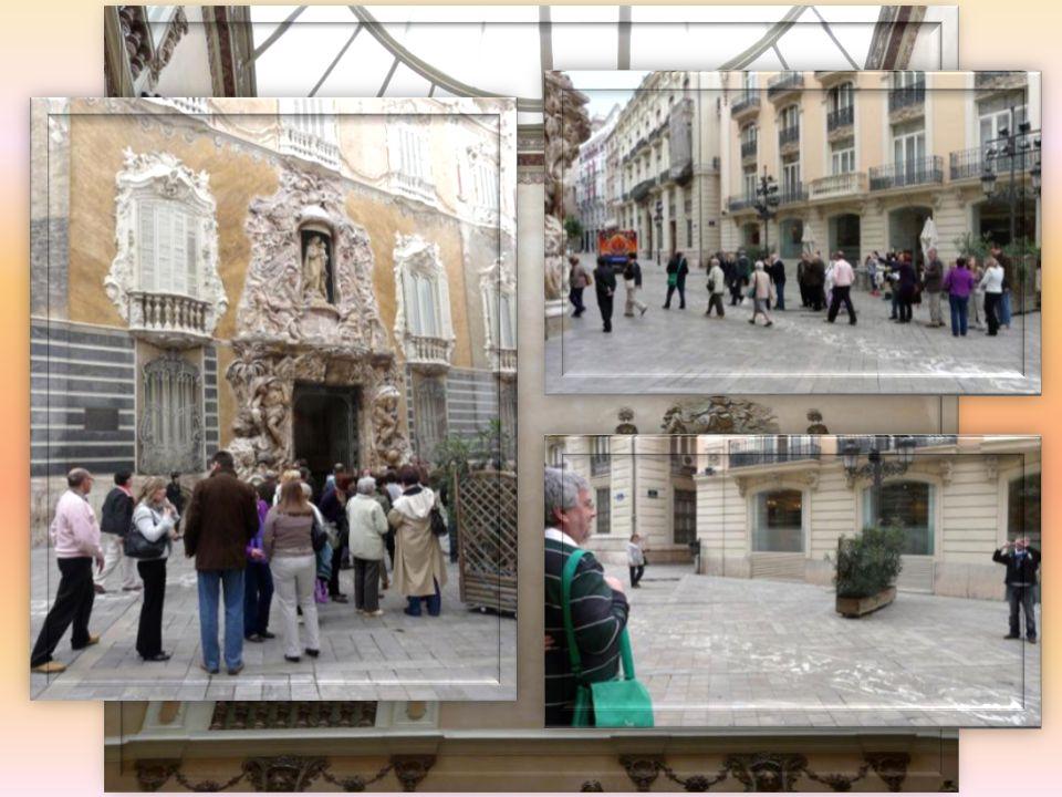 PALACIO DE LOS MARQUESES DE DOS AGUAS - 1740 MUSEO DE LA CERAMICA