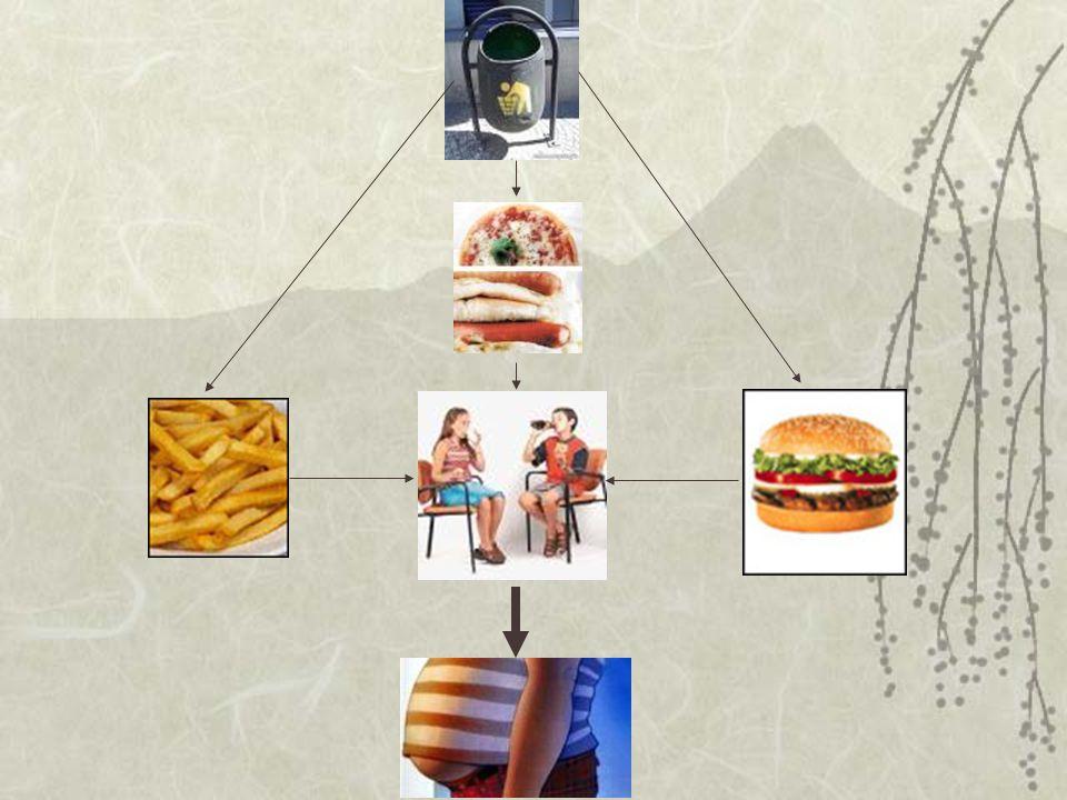 Cierto grado de desconocimiento: 1)¿Qué patrón alimenticio definen .