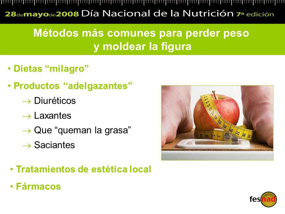 Decálogo para una alimentación saludable 10) ¡Y recuerda.