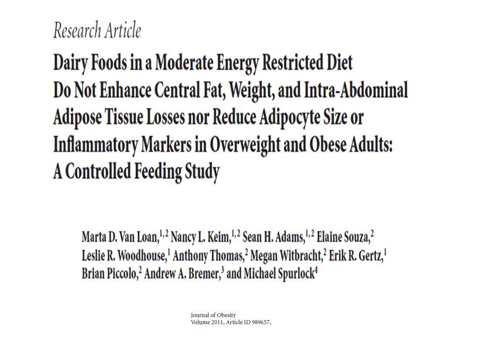Efecto termogénico diferenciado de una ingesta alta de proteínas Riggs et al.Sólo en el grupo con normopeso se encontró un incremento significativo en la TM (69.3 kcal x 3.5 h)