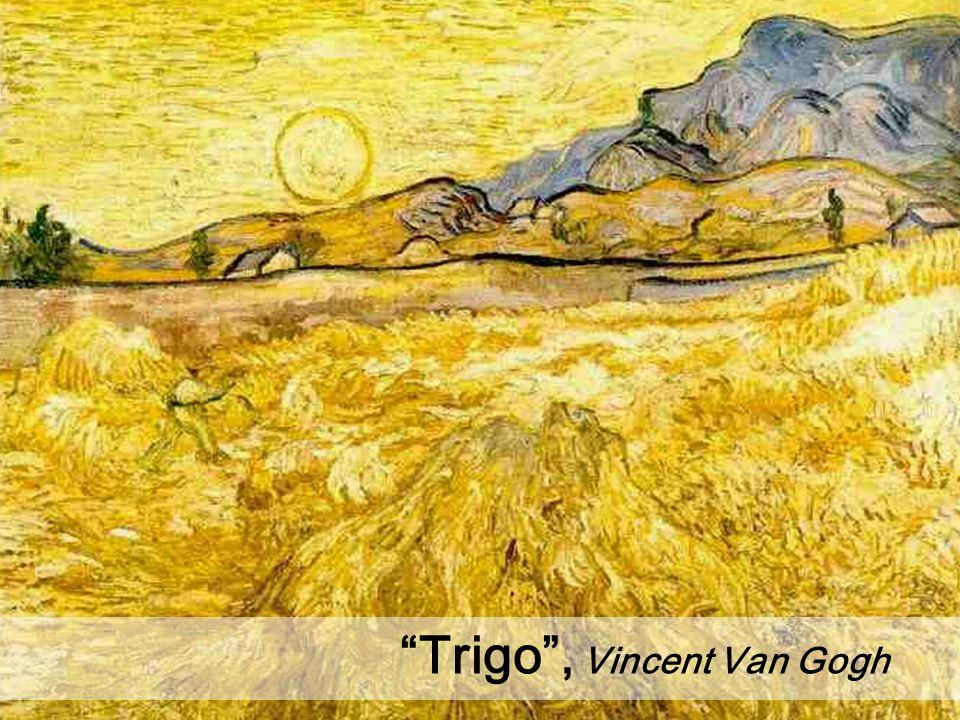 Viñedos, Vincent Van Gogh
