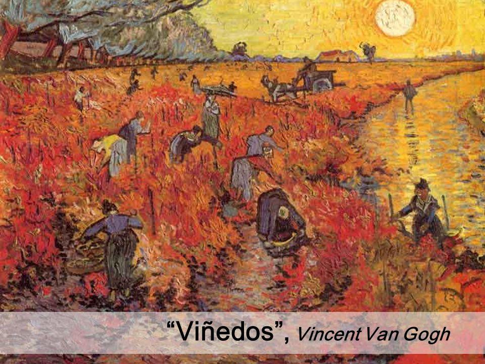 La Siesta, Vincent Van Gogh Estilo de vida Mediterráneo