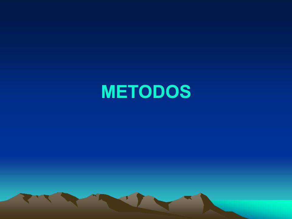 METODOS