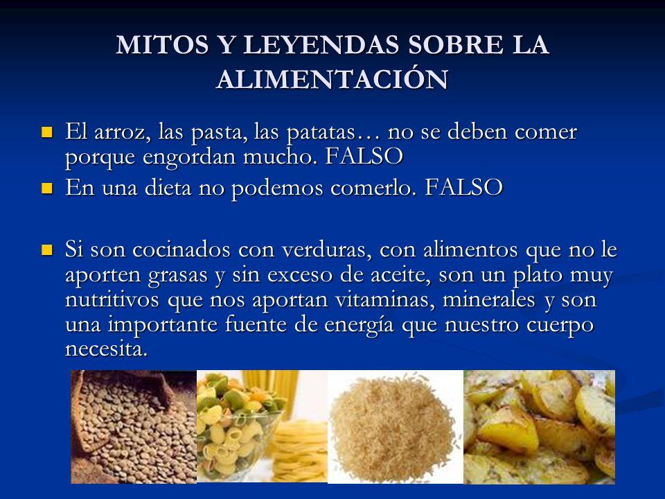 MITOS Y LEYENDAS SOBRE LA ALIMENTACIÓN ¡Miedo a utilizar el aceite de oliva.