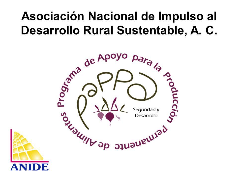 Asociación Nacional de Impulso al Desarrollo Rural Sustentable, A. C.