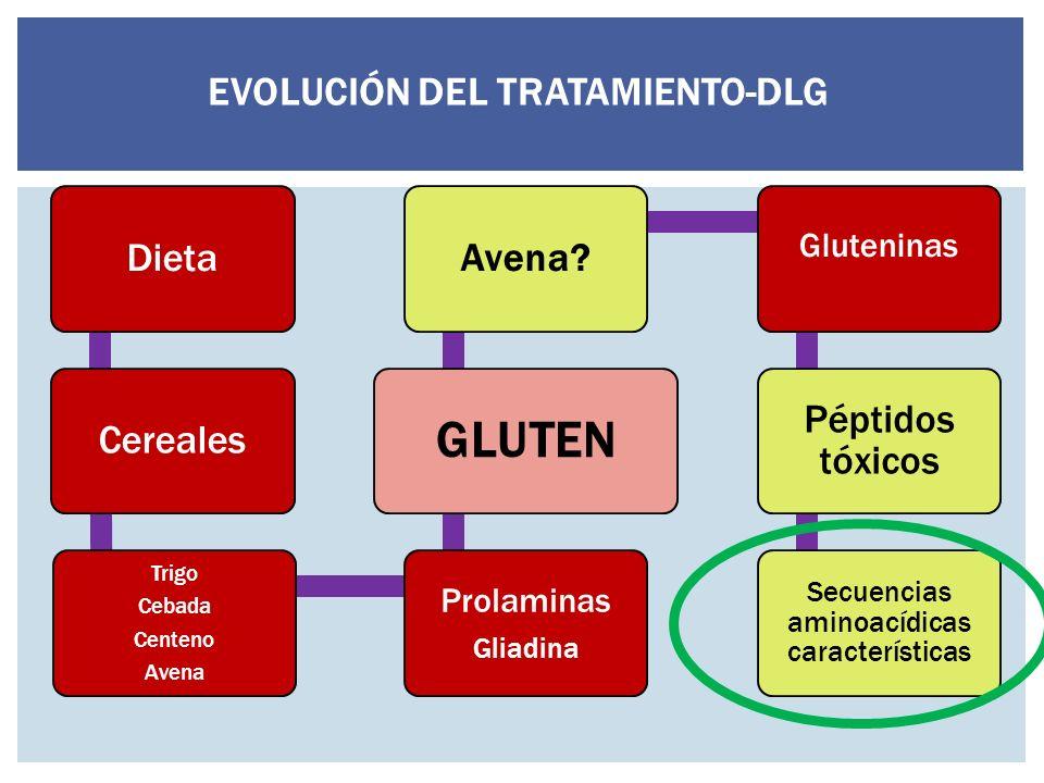 DietaCereales Trigo Cebada Centeno Avena Prolaminas Gliadina GLUTEN Avena.