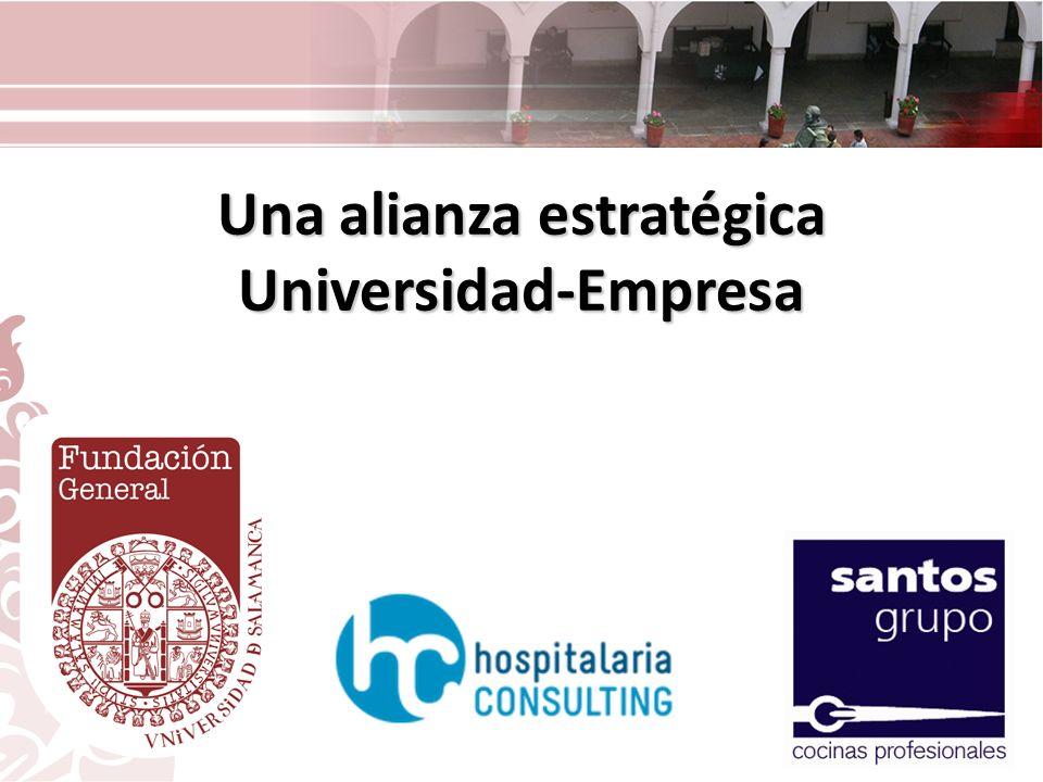 Una alianza estratégica Universidad-Empresa 2