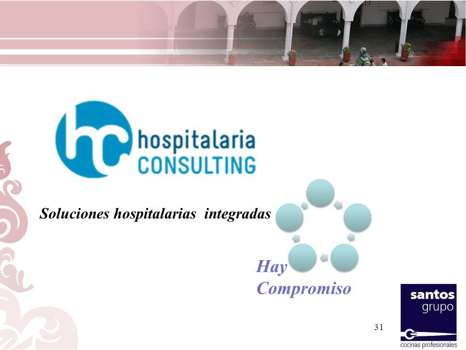 Soluciones hospitalarias integradas 31 Hay Compromiso