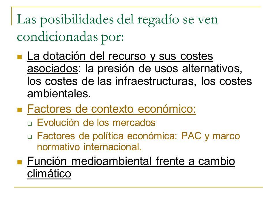 ¿ Qué factores condicionan las políticas.
