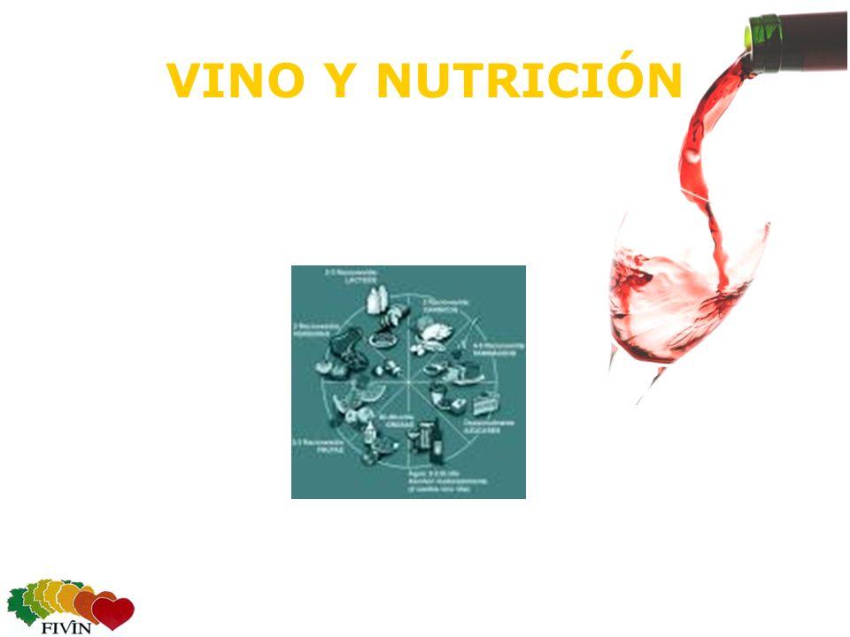 VINO Y NUTRICIÓN