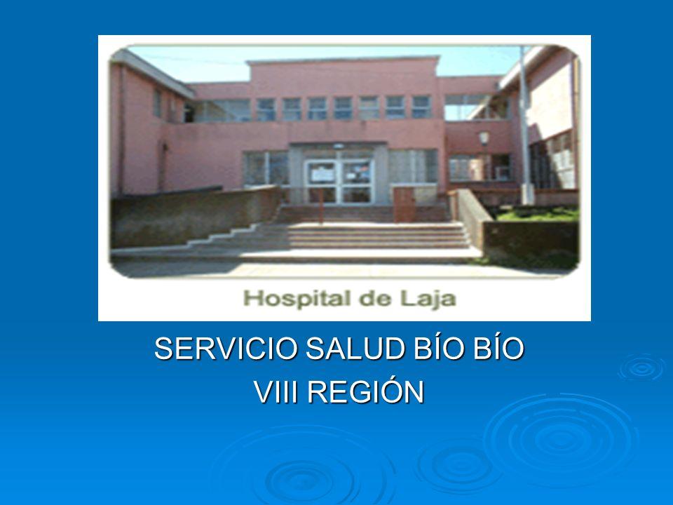 SERVICIO SALUD BÍO BÍO VIII REGIÓN
