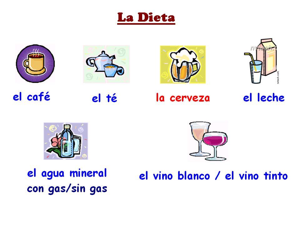 Se debe… You ought to / You should… beber dos litros de agua al día.