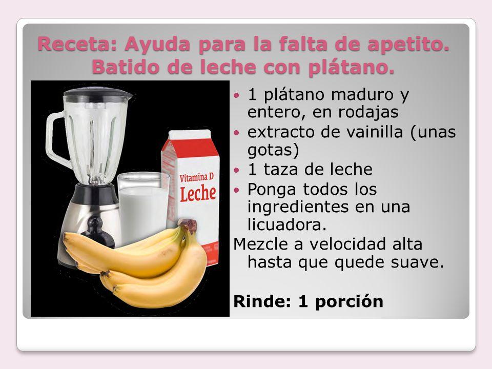 Cambios en el sabor o en el olor de la comida ¿Qué puede hacer para controlarlo.