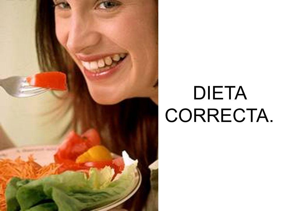 La calidad del conjunto de alimentos que se consumen al día, o la calidad de la dieta tiene relación con la calidad de la alimentación.