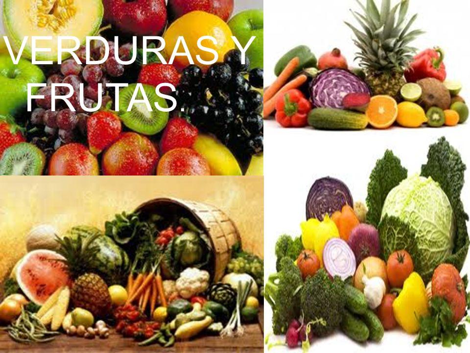 Es un grupo compuesto por numerosas especies y variedades que comparten las siguientes características: 1.son ricas en vitaminas como la vitamina A Y C, al igual que minerales.
