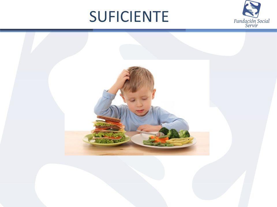 SUFICIENTE