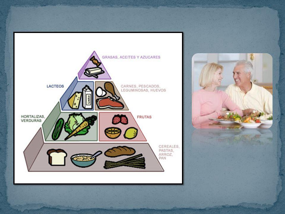 Conforme va avanzando la edad comienzan a aparecer una serie de otros trastornos que también alteran la nutrición de las personas.
