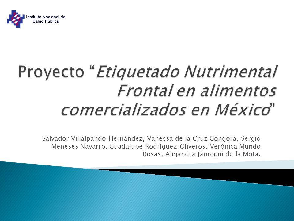 Evidencia creciente de morbi-mortalidad asociada a la dieta (ENSANUT, 2006).