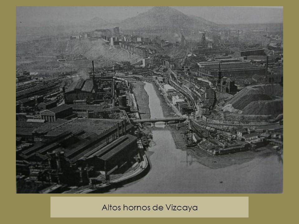 Altos hornos de Vizcaya