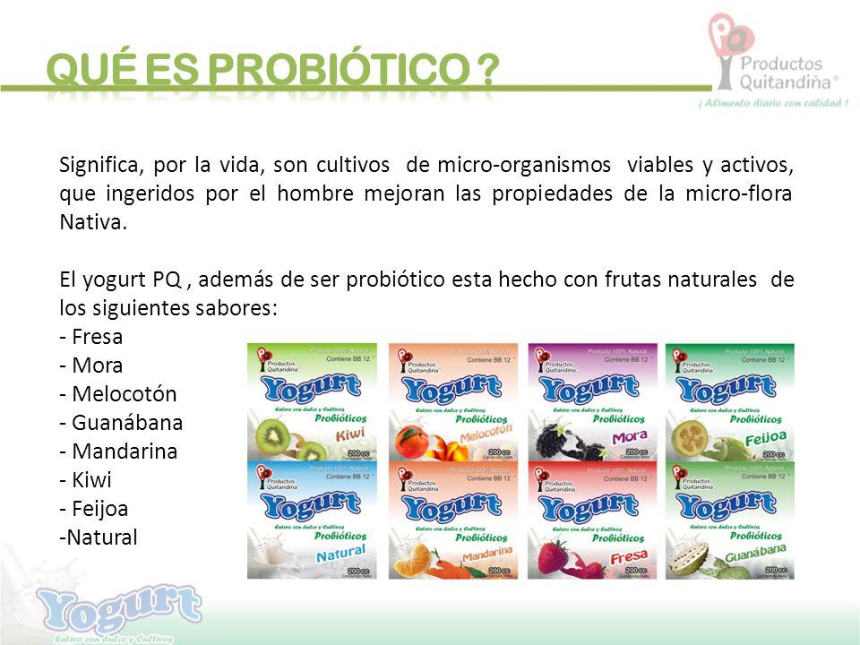 - Mantiene la flora intestinal normal.-Mejora la absorción de nutrientes.
