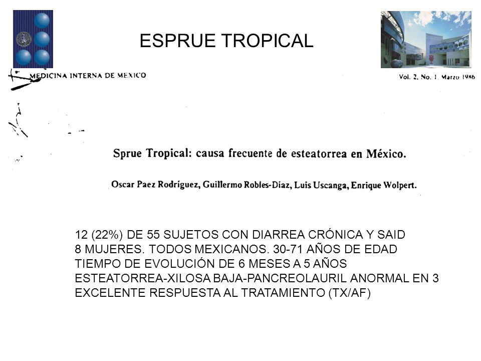 ESPRUE TROPICAL 29% 26%14% 10% 9% 7% 5% PancreáticasSPBE.