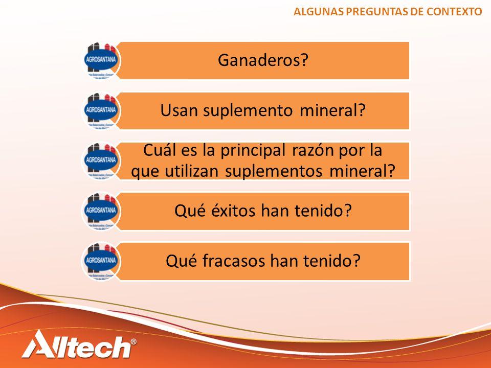 ¿Todos los minerales convertidos en proteinatos son iguales.