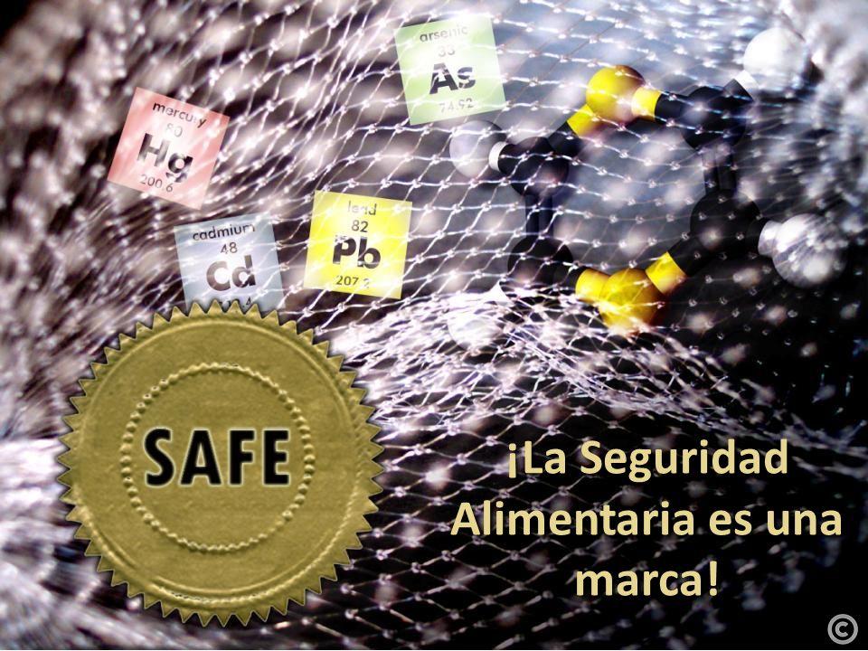 ¡La Seguridad Alimentaria es una marca!