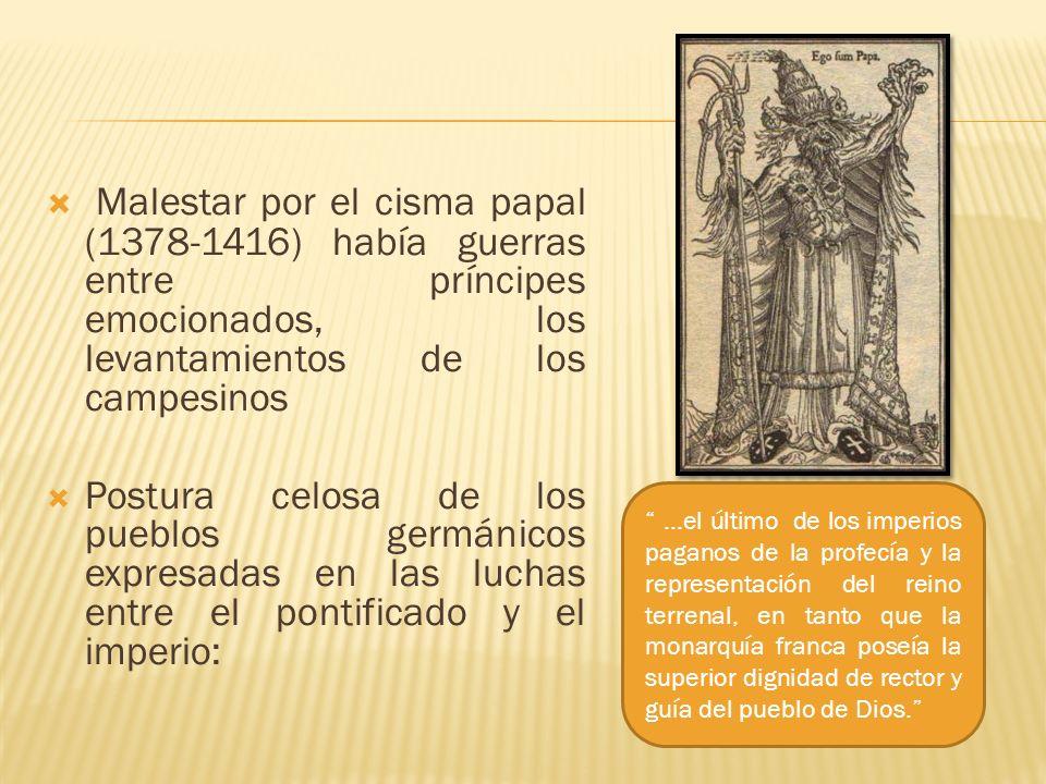 León X escribió refutación académica 15 de junio de 1520 Exurge Domine La Dieta de Worms de 1521 convocada por Carlos V Decreto de Excomunión: Decet Romanum Pontificem