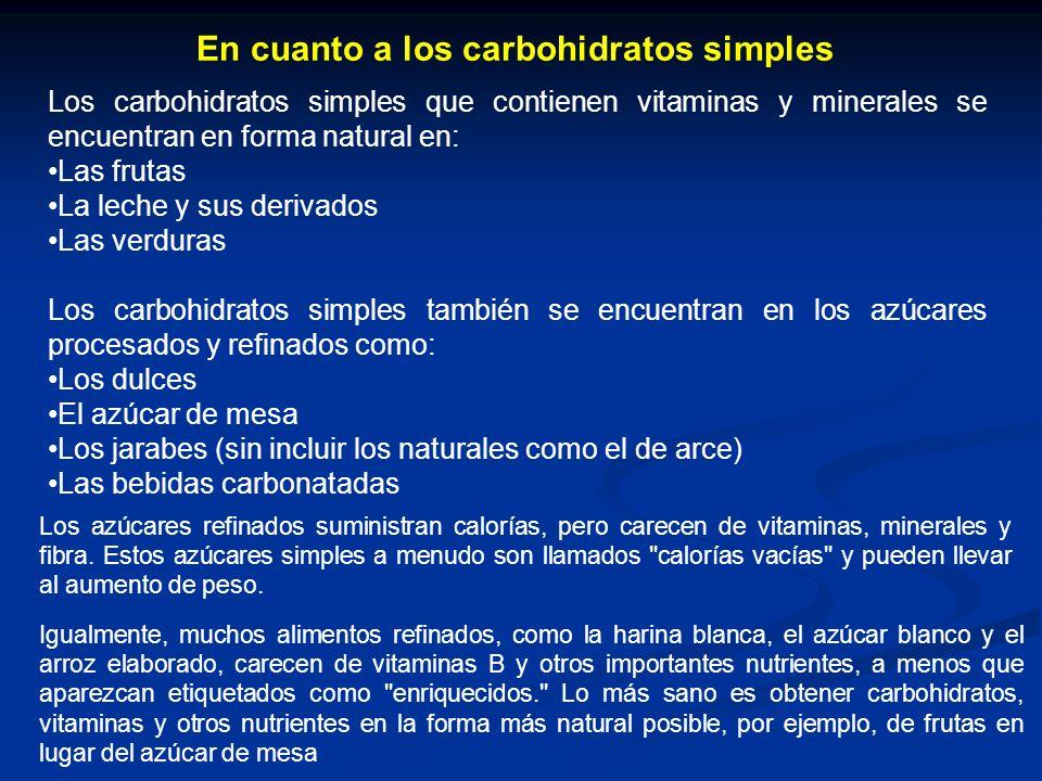 Funciones de los Carbohidratos Glicoproteínas 1)Su principal función es proporcionar energía 1)Su principal función es proporcionar energía.