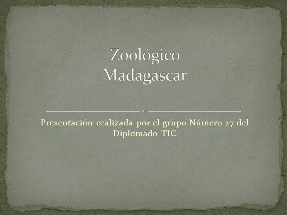 Presentación realizada por el grupo Número 27 del Diplomado TIC